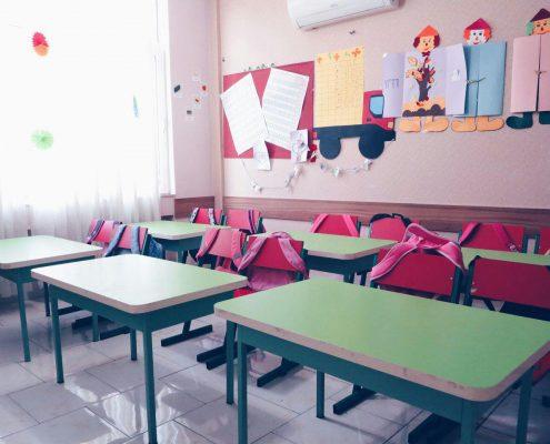امکانات مدرسه